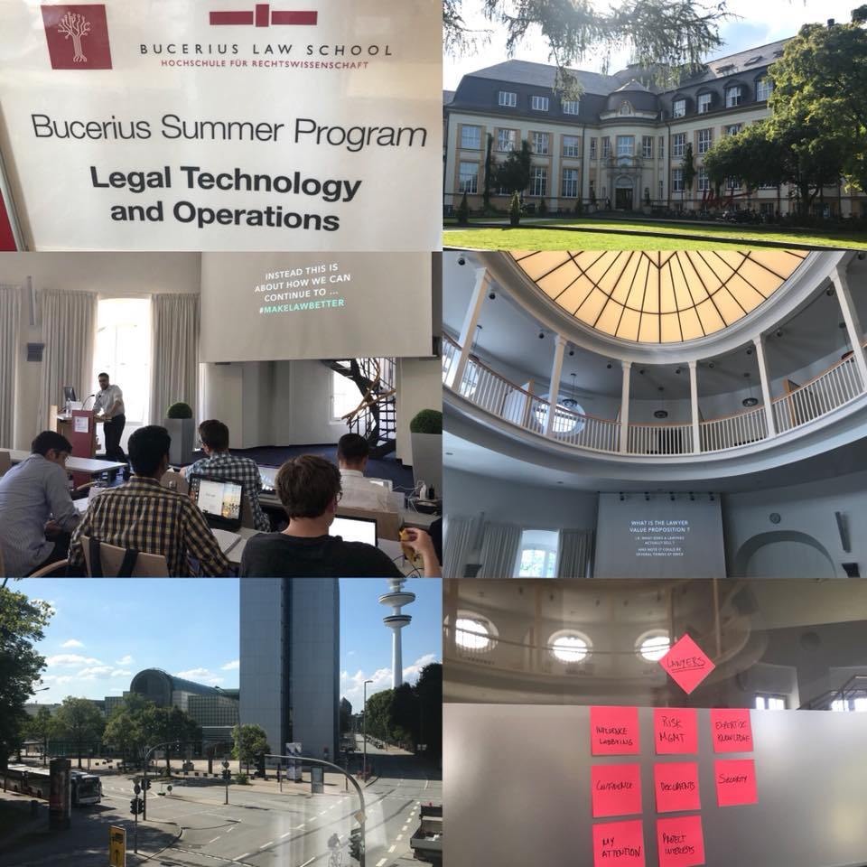 legal technology and operations summer school at bucerius