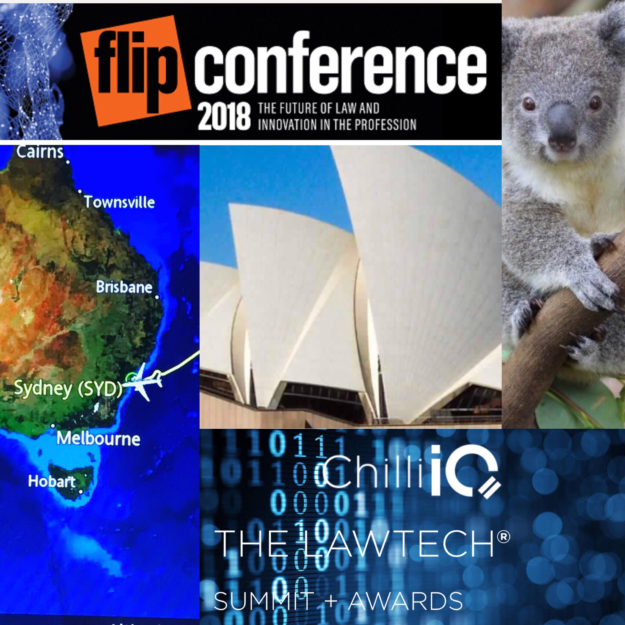 Dan Katz at FLIP and ChilliIQ Conferences