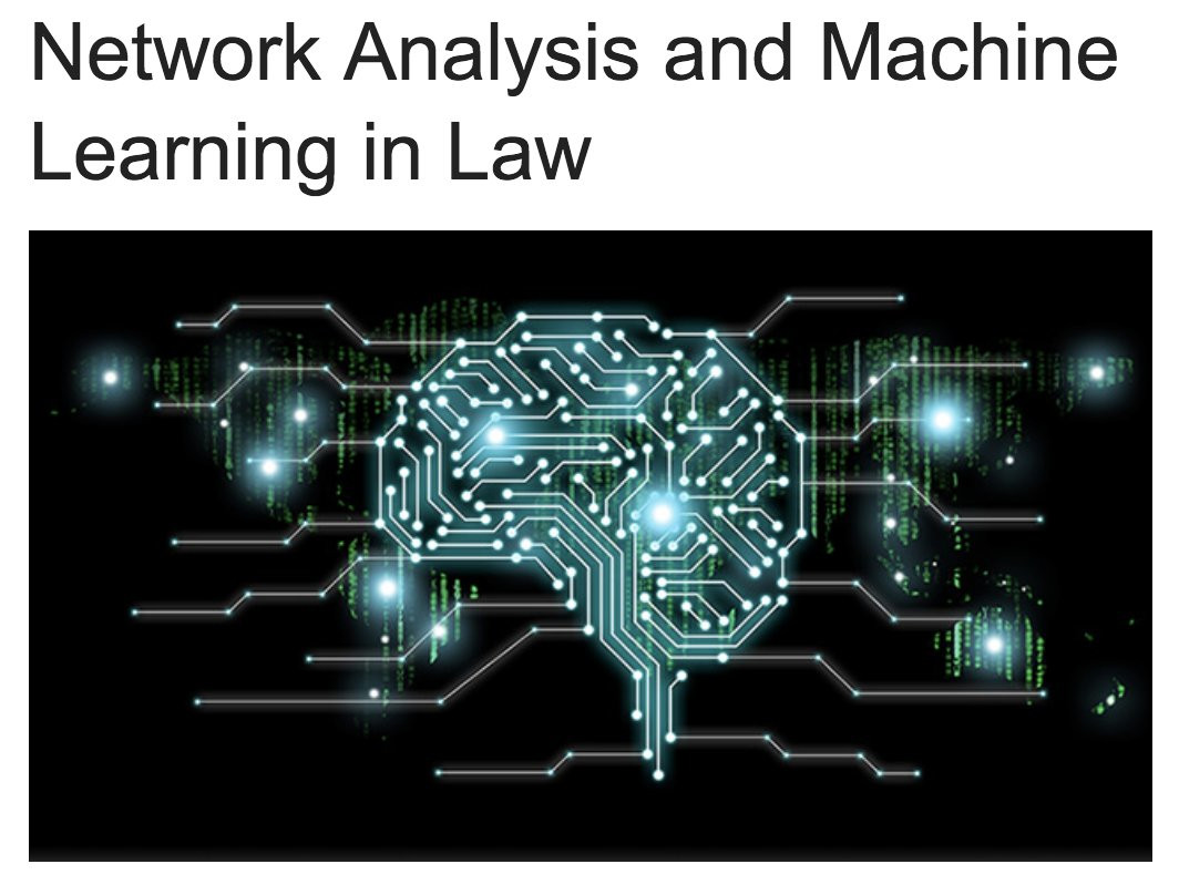 oslo network analysis and machine learning workshop